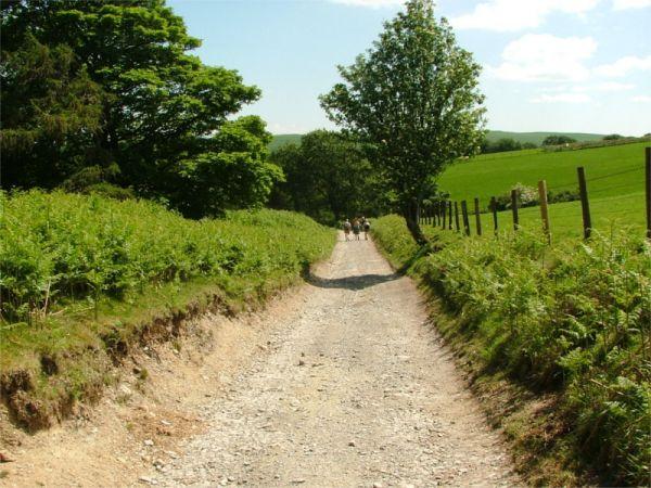 Upper Ceiriog Trail © Wrexham CBC