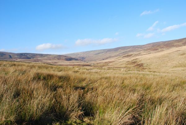 Croasdale Fell in the Bowland Fells