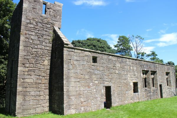 Castle Semple Collegiate Church