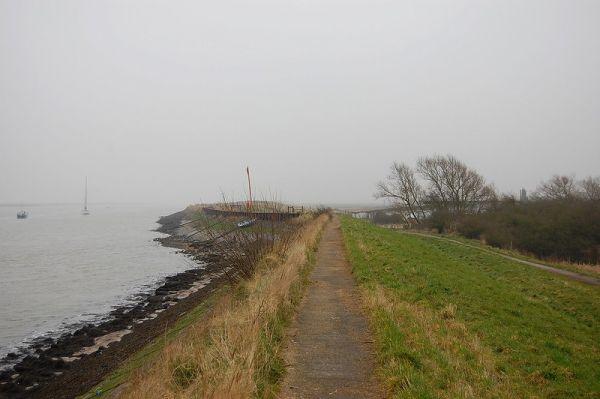 South Fambridge Seawall - John Myers