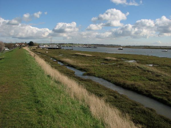 River Crouch, Althorne - Jon Combe