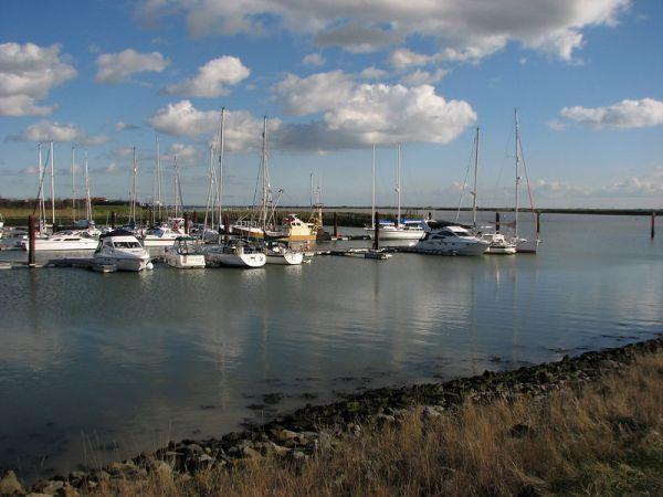 Burnham-on-Crouch marina - Jon Combe
