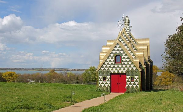 Grayson Perry's 'A House for Essex' - Linda Peall