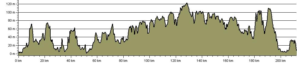 Medieval Mingle - Route Profile