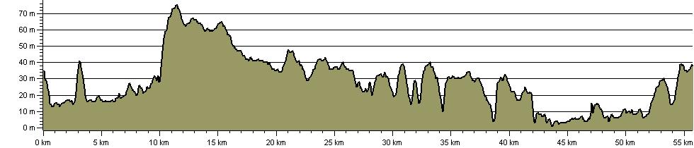 Roman Zolne Tribute - Route Profile