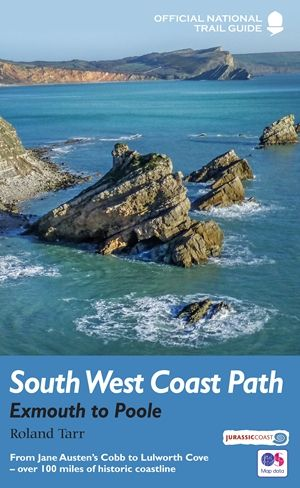 South West Coast Path : Exmouth to Poole : National Trail Guide