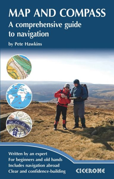 Map and compass : a comprehensive guide to navigation