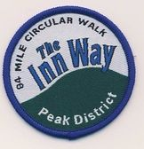 Badge for Inn Way ... to the Peak District