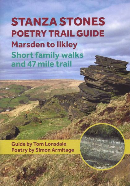 Stanza Stones Poetry Trail Guide Book