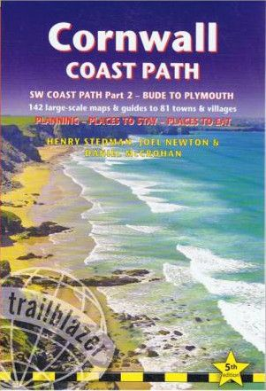Cornwall Coast Path (South-West Coast Path part 2) : Bude to Plymouth