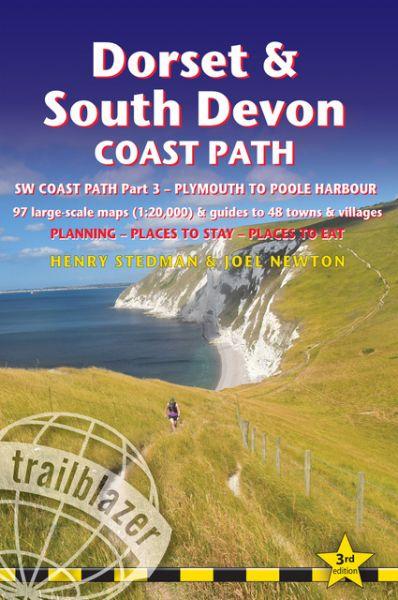 Dorset & South Devon Coast Path (South West Coast Path part 3) : Plymouth to Poole Harbour