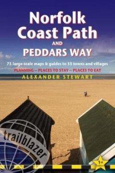 Norfolk Coast Path & Peddars Way: Hunstanton to Hopton-on-Sea