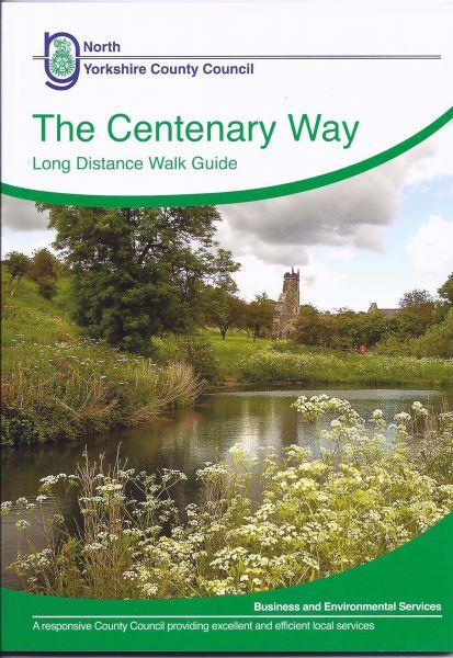 Centenary Way : long distance walk guide