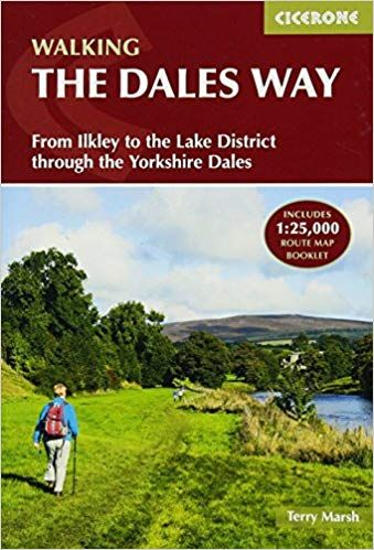 Dales Way: From Ilkley to the Lake District through the Yorkshire Dales (British Long Distance)