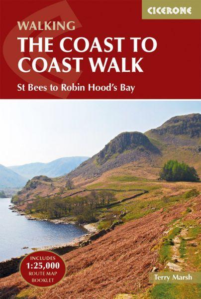 Coast to Coast Walk: St Bees to Robin Hood's Bay (Cicerone)