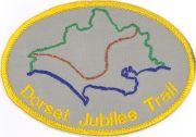 Badge for Dorset Jubilee Trail