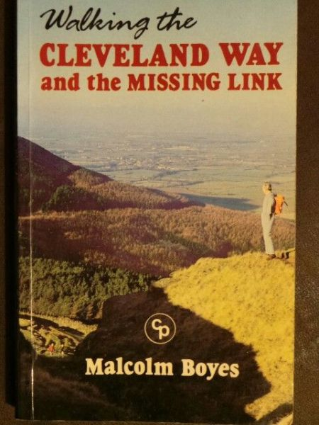 Walking the Cleveland Way and the Missing Link