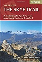 Skye Trail: A Challenging Backpacking Route from Rubha Hunish to Broadford (Cicerone Walking Guides)