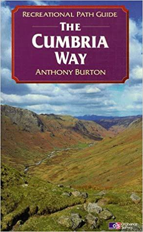 The Cumbria Way : Recreational Path Guide