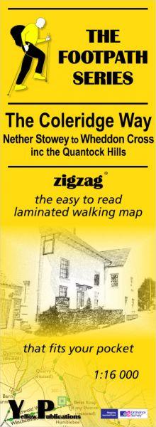 The Coleridge Way: Nether Stowey to Wheddon Cross