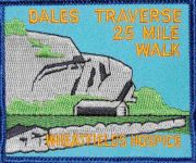 Badge for Dales Traverse