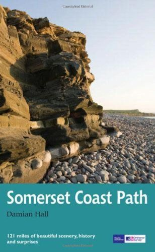 Somerset Coast Path: National Trail Guide (National Trail Guides)