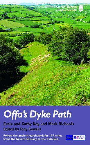 Offa's Dyke Path: National Trail Guide (National Trail Guides)