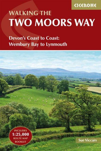 Two Moors Way: Devon's Coast to Coast Walk