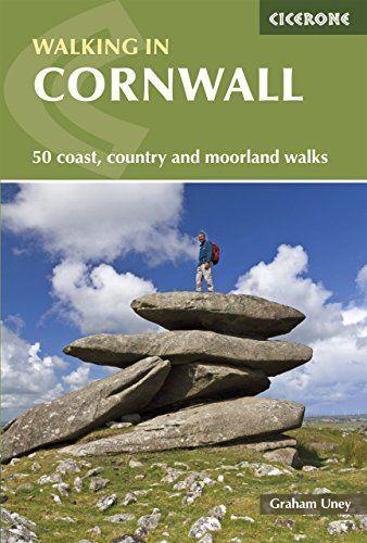 Walking in Cornwall (Cicerone Walking Guide)