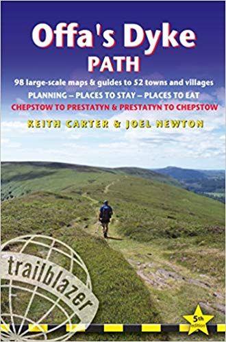 Offa's Dyke Path : Prestatyn to Chepstow