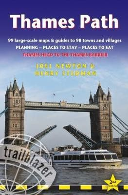 Thames Path : Thames Head to the Thames Barrier
