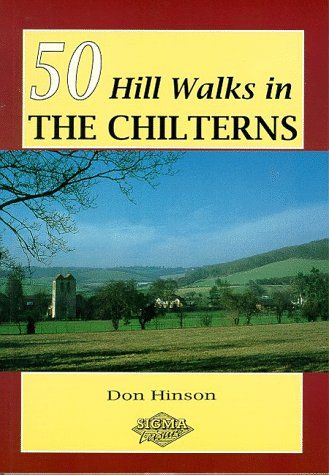 50 Hill Walks in the Chilterns
