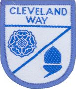 Badge for Cleveland Way National Trail