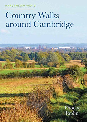 Harcamlow Way 2 - Country Walks Around Cambridge