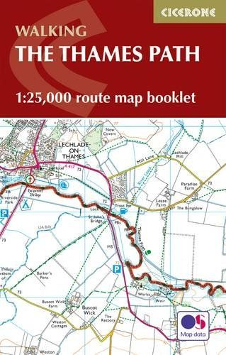 Thames Path Map Booklet