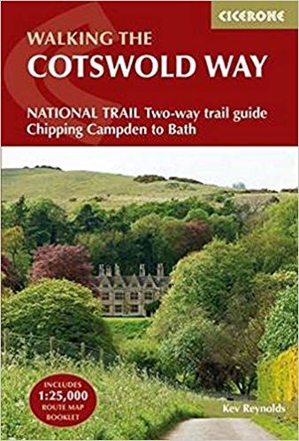 Cotswold Way (National Trail Guidebook & Map Booklet) (UK Long-Distance)