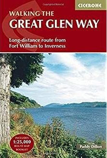 Great Glen Way: Fort William to Inverness Two-Way Trail Guide (Cicerone Walking Guide) (Cicerone Tra