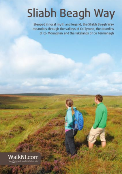 http://www.walkni.com/d/walks/188/A%20Walker's%20Guide%20to%20the%20Sliabh%20Beagh%20Way.pdf