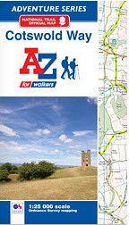Cotswold Way Adventure Atlas