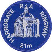 Badge for Harrogate Ringway