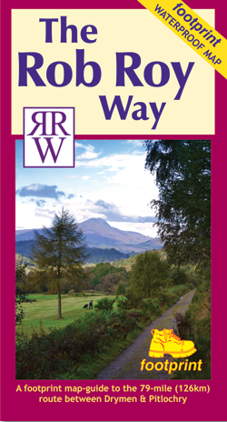 Rob Roy Way: Map & Guide
