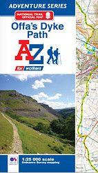 Offa's Dyke Path Adventure Atlas