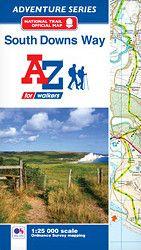 South Downs WayAdventure Atlas