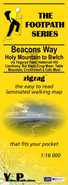 Beacons Way: Holy Mountain to Bwlch