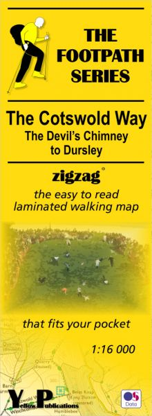 Cotswold Way: Devil's Chimney to Dursley