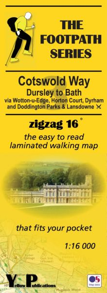 Cotswold Way: Dursley to Bath