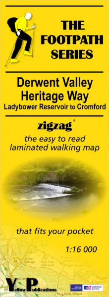 Derwent Valley Heritage Way: Ladybower Reservoir to Cromford
