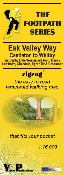 Esk Valley Way: Castleton to Whitby