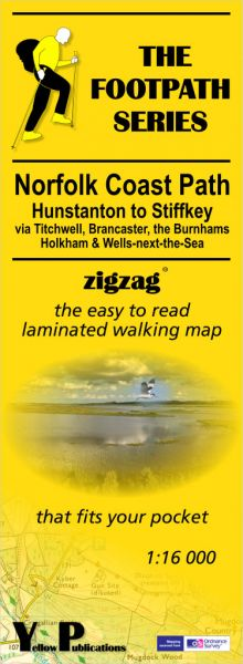 Norfolk Coast Path 1: Hunstanton to Stiffkey