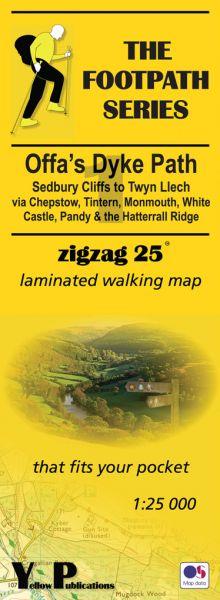 Offa's Dyke Path 1: Sedbury Cliffs to Twyn Llech